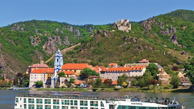Scenic Cruises on the Danube River