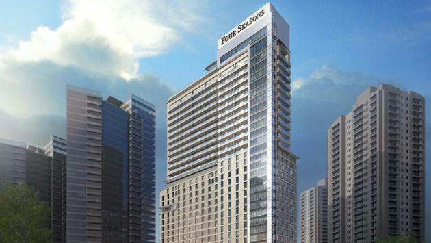 Four Seasons Hotel Sao Paulo at Nacoes Unidas