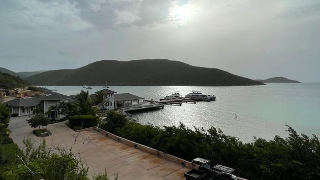 Oil Nut Bay, British Virgin Islands