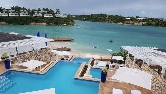 Hammock Cove resort in Antigua