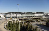 The international terminal at San Francisco International Airport