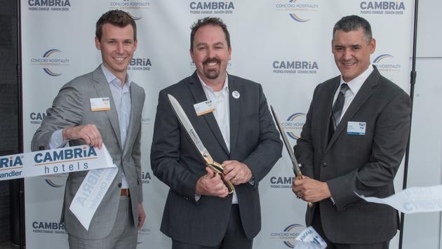 Cambria Grand Opening Chandler, Arizona