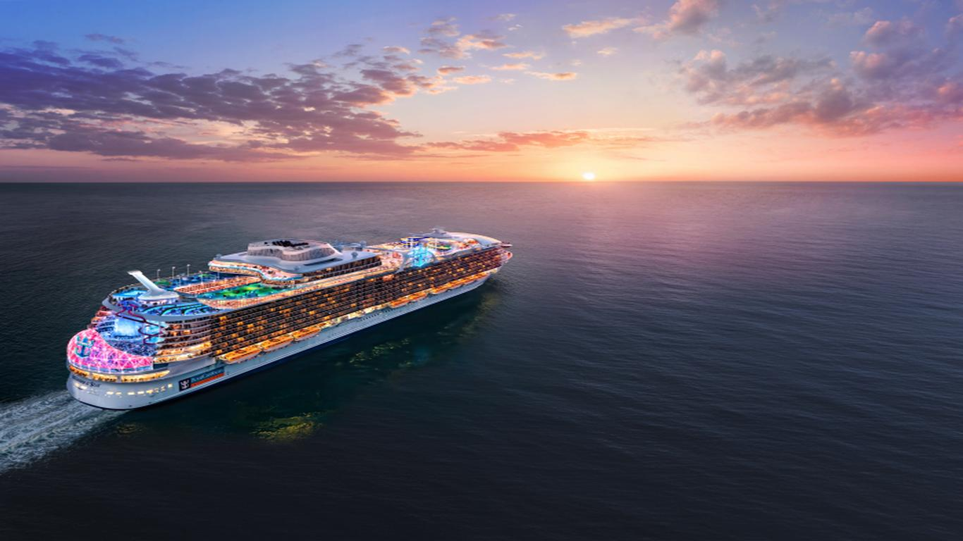 Royal Caribbean Reveals New Ship Name, Announces Chinese Homeport
