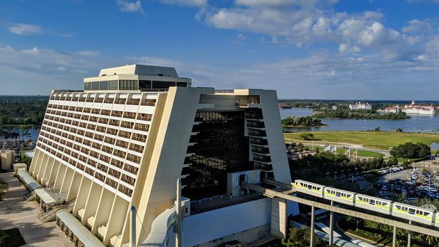 Disney's Contemporary Resort at Walt Disney World Resort