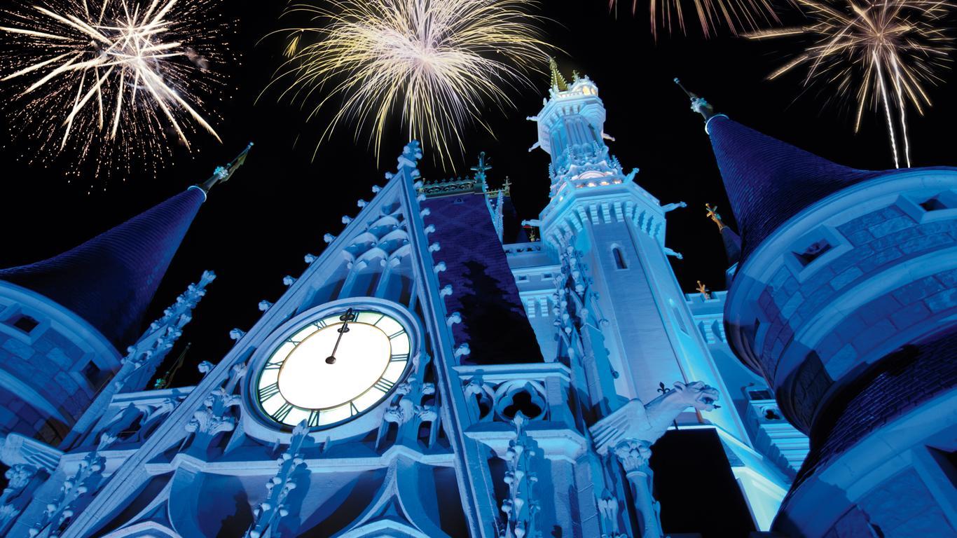 Disney World Attendance Up, Disneyland Visitor Numbers Down
