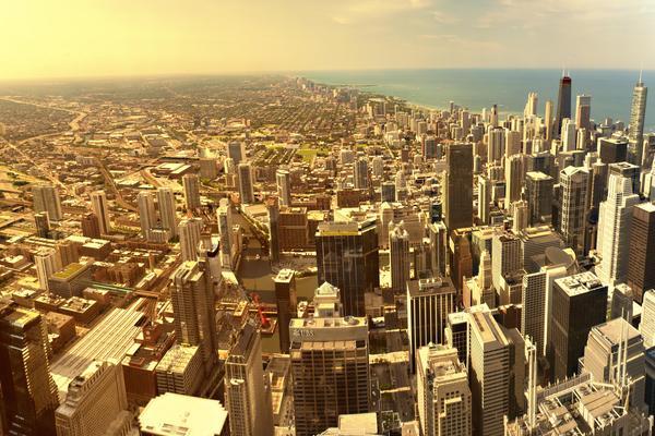 WATCH: Glass Floor of Popular Chicago Overlook Appears to Shatter