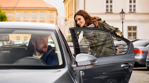 Uber, driver, rideshare
