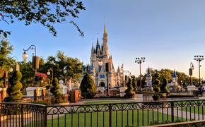 Cinderella's Castle at Magic Kingdom