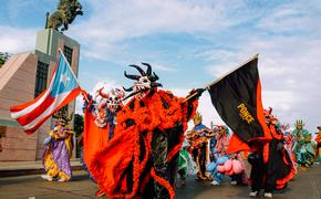 Puerto Rico - Carnaval Ponceo