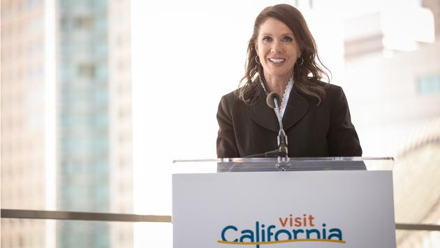 Visit California's Caroline Beteta