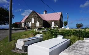 St. Thomas' Church on Nevis