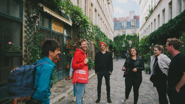 Urban Adventures in Paris, France