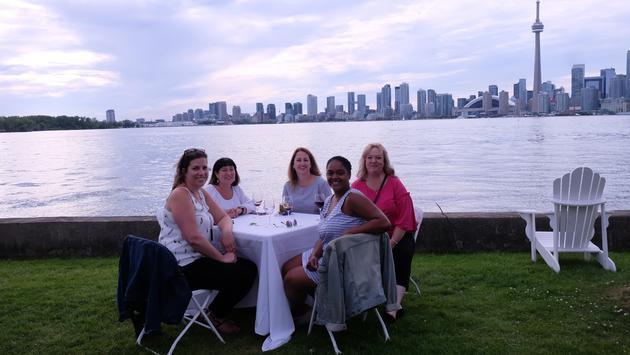 Agents at Karisma/Air Canada Vacations Event
