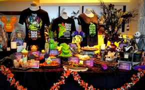Disneyland Resort 2019 Halloween treats and merchandise