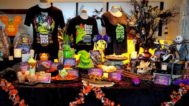 Disneyland Resort 2019 Halloween treats and merchandise