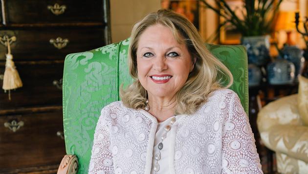 Liz Biden of South Africa's The Royal Portfolio brand. Image courtesy of The Royal Portfolio.