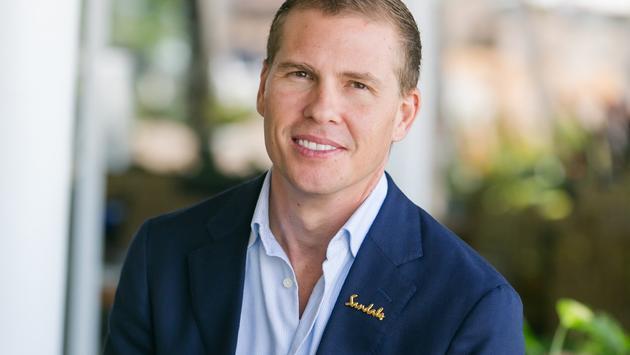 Adam Stewart, Sandals Resorts International