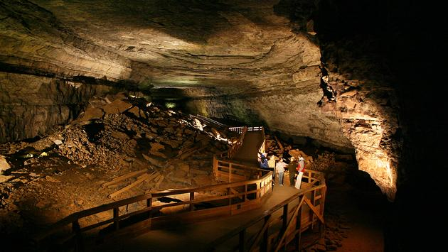 Mammoth Cave National Park, Kentucky (Courtesy of Brendan Vacations)
