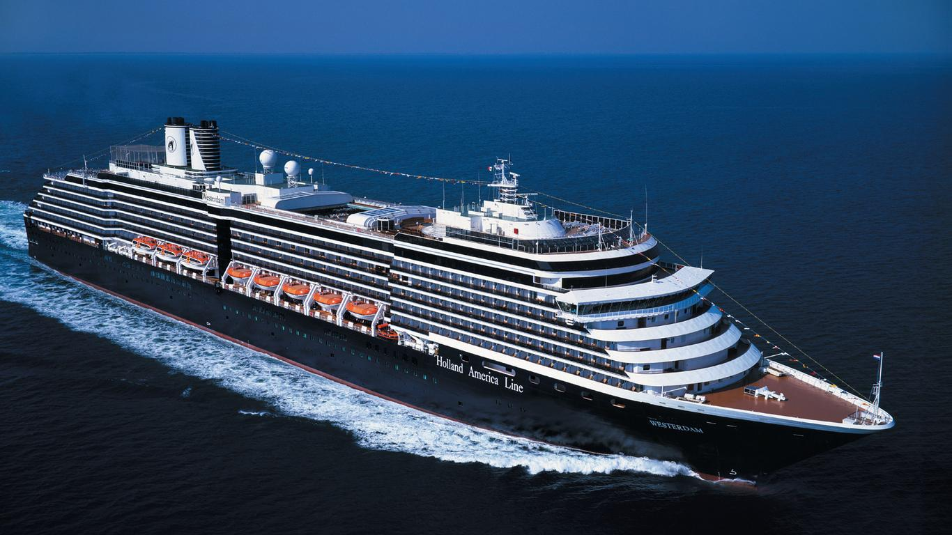 Holland America Line Cancels Asia Westerdam Sailings