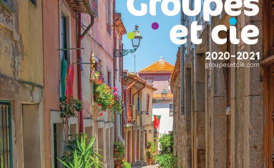 Brochure 2020-2010, Groupes et cie.