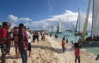 Mead's Bay Beach in Anguilla