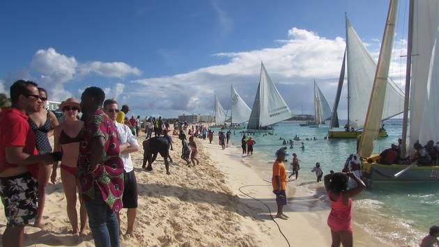 Mead's Bay Beach in Anguilla