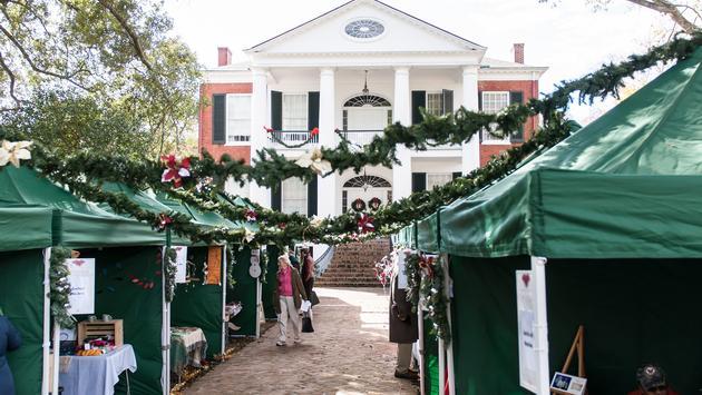 Christmas Market U.S. South