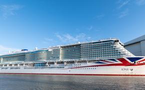 P&O Cruises' Iona.