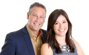 David Harris and daughter Lauren Harris, and their teams at Orion Travelinx and Voyageur Travel, have joined UNIGLOBE Travel (Eastern Canada)