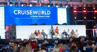 Travel Weekly's CruiseWorld event.