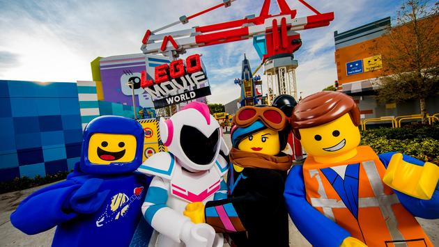 THE LEGO MOVIE DAYS at LEGOLAND Florida Resort