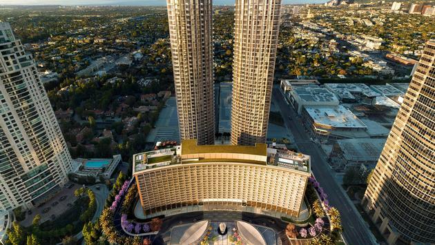Fairmont Century Plaza Los Angeles