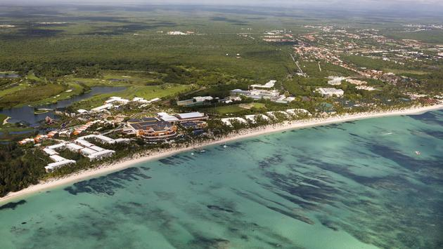 Barcelo Bavaro Grand Resort, Punta Cana, Dominican Republic