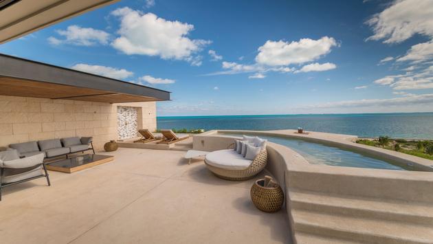 FOTO: Suite Atelier en Playa Mujeres. (Foto cortesía de Atelier de Hoteles)