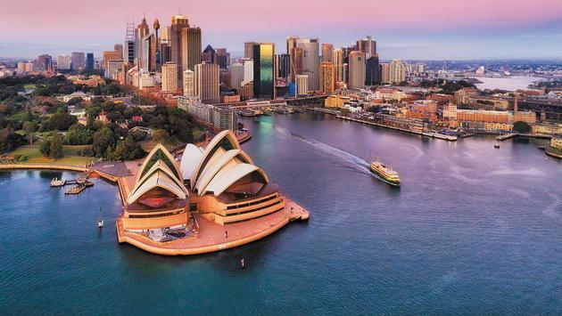 Sydney, Australia, Regent Seven Seas Cruises
