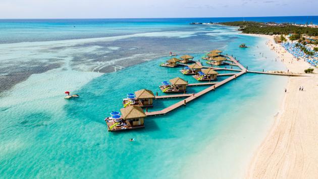 Royal Caribbean's Coco Cay, Bahamas