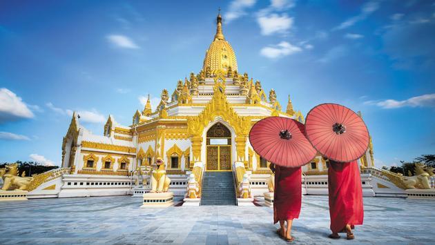 Yangon, Myanmar, Regent Seven Seas Cruises