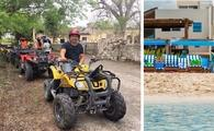 GHOST TOWN ATV ADVENTURE AND BEACH BREAK - Progreso