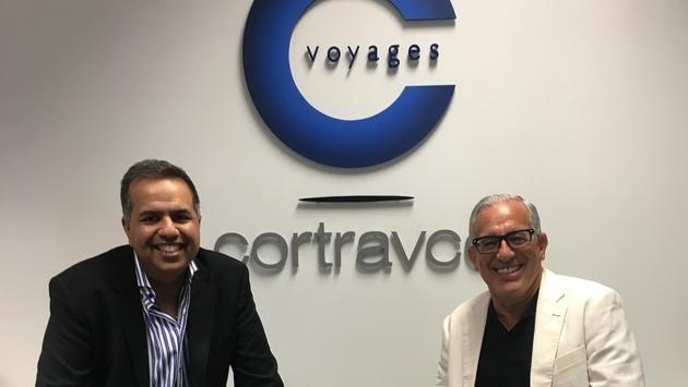 Vision Travel Voyages Cortravco