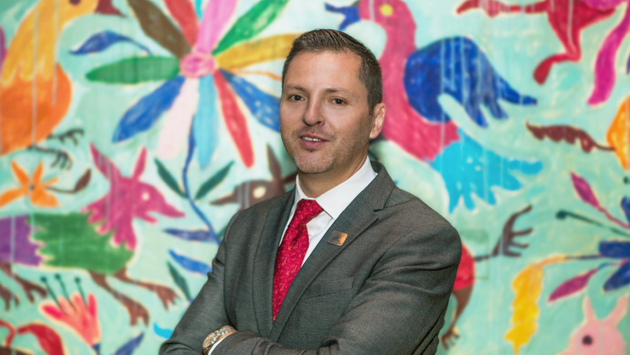 Rodrigo Esponda, managing director of the Los Cabos Tourism Board