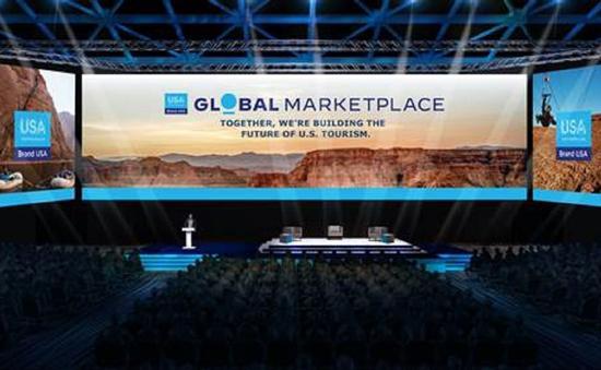 Brand USA Global Marketplace Virtual Main Stage
