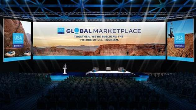 Brand USA Global Marketplace Virtual Main Stage
