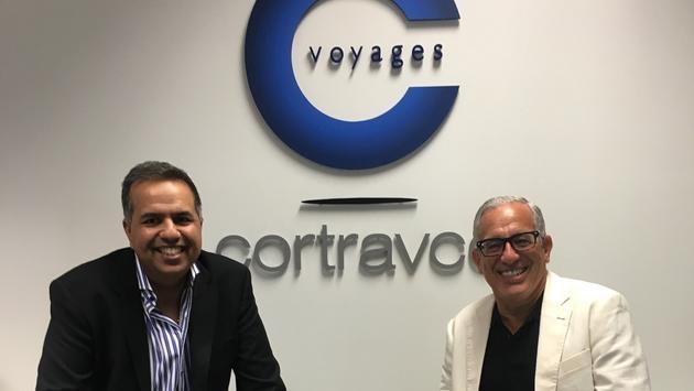 Vision Travel Voyages Cortravco