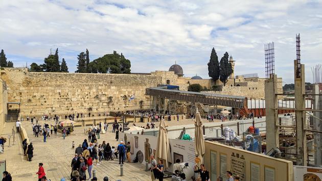 Western wall, wailing wall, jerusalem