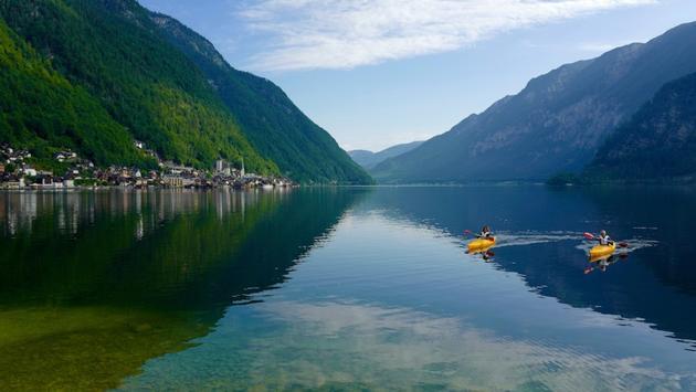 Avalon Waterways, kayak river cruise