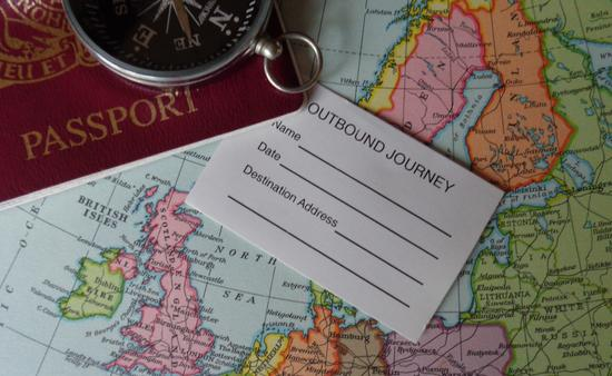 Passport and Compass, Travel, Globe, World, Travel Agent, Travel Agents