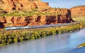 Amtrak, California, Zephyr, Train