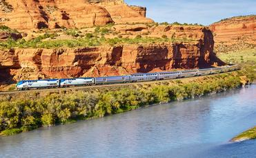 Amtrak, California, Zephyr, Train