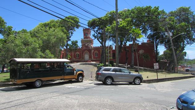 Fort Christian in St. Thomas
