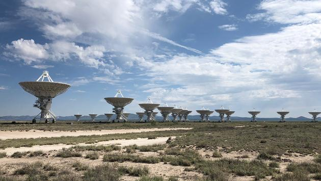 Very Large Array observatory